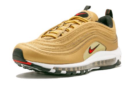 987212a6fe4a326affc17d1e737bf921 - Nike Air Max 97 OG QS - 884421 700 黃色 男鞋