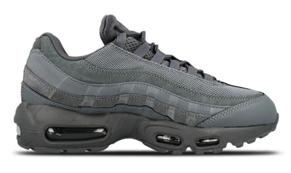 9ab9ed50e3cd2ed7cfeceb08ec47dbc8 - NIKE AIR MAX 95 ESSENTIAL 酷灰 男子運動氣墊跑步鞋 749766-012
