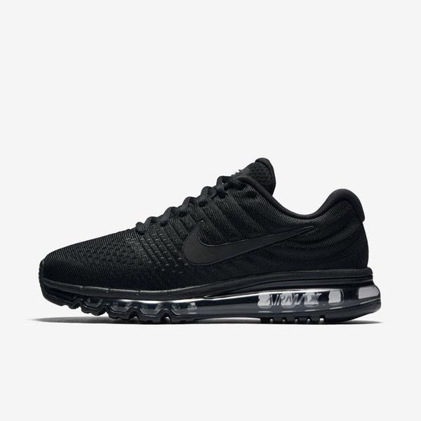 a0e4edc02d71184791a9137ee48fd355 - NIKE AIR MAX 2018 RUNNING 大氣墊 慢跑鞋 全黑 男鞋 849559-004