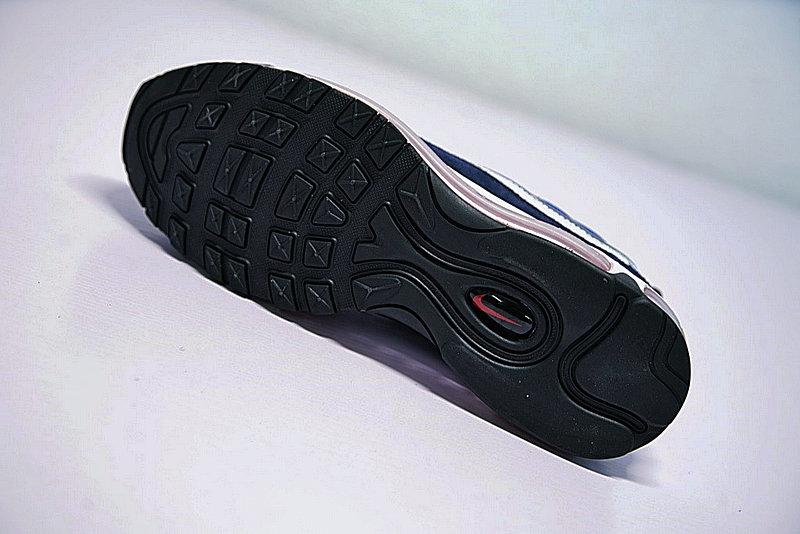 a683a36afcb20f95a310c7322646c0bd - Nike Air Max 98 復古 氣墊 百搭 慢跑鞋 男鞋 深藍寶 藍白紅 640744-064