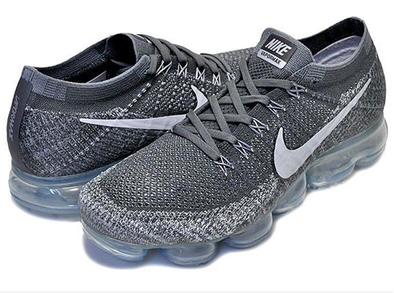 c265fb8d2252d669d76f0b0c70093f47 - Nike AIR VAPORMAX 男女 雪花灰 輕量 氣墊透明底 慢跑鞋 849557-002