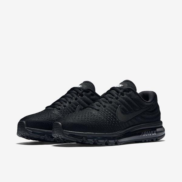 c2d72c3b25c52c1f2f1051fe3d3f15d8 - NIKE AIR MAX 2018 RUNNING 大氣墊 慢跑鞋 全黑 男鞋 849559-004