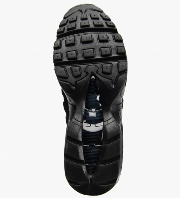 ca68f7833425fc40a87f5d0f700e06f8 - NIKE AIR MAX 95 全黑武士 黑魂 情侶 氣墊運動跑步鞋 609048-092
