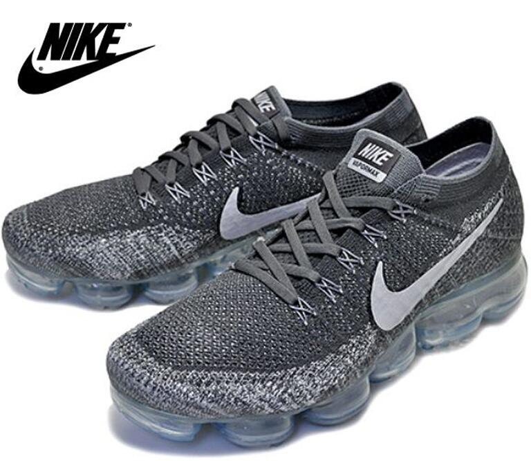 d5db234632831f3231eca4257700bc56 - Nike AIR VAPORMAX 男女 雪花灰 輕量 氣墊透明底 慢跑鞋 849557-002