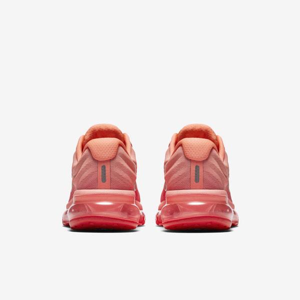 d7a78b4cd3b5d30dda34d1e7ff743a49 - NIKE AIR MAX 2018(GS) 851623-800 女款 編織 全氣墊慢跑鞋 粉紅配色