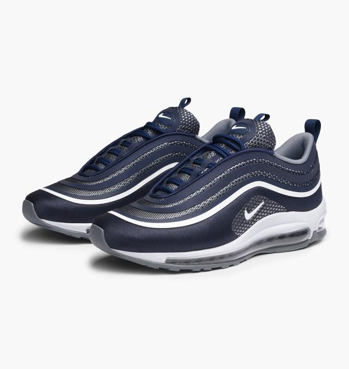 dc2512860999d98101030c3a47705b75 - NIKE AIR MAX 97 ULTRA NAVY 深藍 氣墊 慢跑鞋 男鞋 918356 400