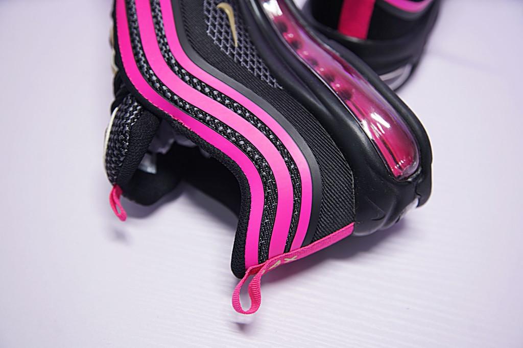 dd74becb642f079d6b945400715a82fb - Nike Air Max 97 UL  氣墊 百搭 全黑粉紅 927508-002