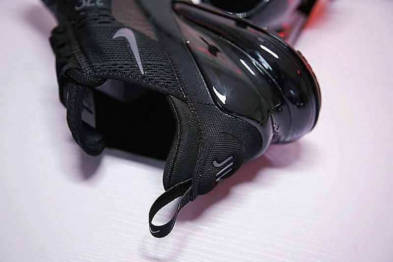 e248271f76a9f8db5f5137e511a70e3b - 男女鞋 Nike Air Max 270系列後跟半掌氣墊慢跑鞋 Triple Black 全黑 AH8050-001