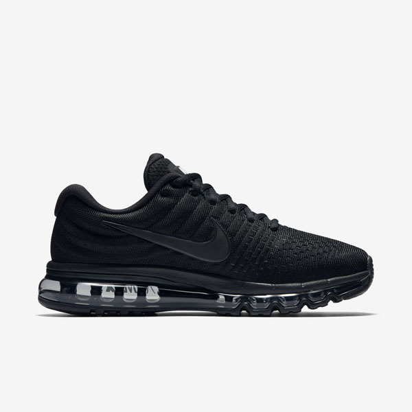 e4a3a52b99501508b2d6416b8f0fb8a5 - NIKE AIR MAX 2018 RUNNING 大氣墊 慢跑鞋 全黑 男鞋 849559-004