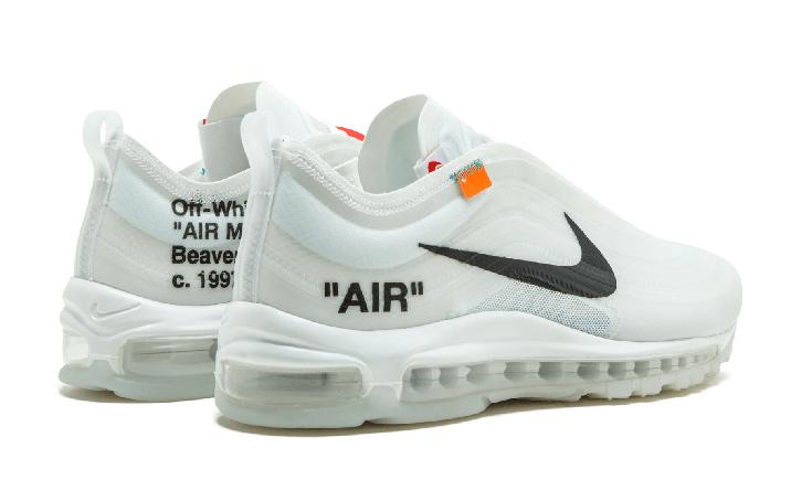 ee54dce978730328881af6be9e94f262 - Nike Air Max 97 OG  Off White - AJ4585 100 白色 男鞋