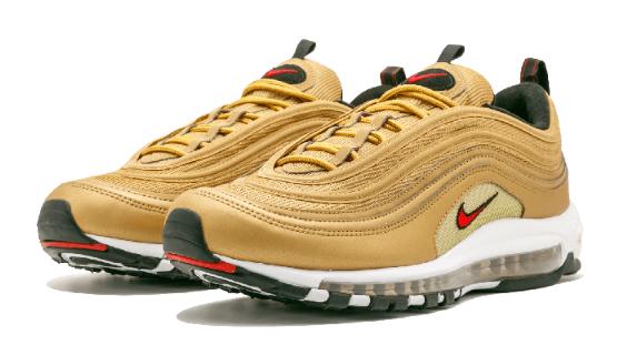 f179c2428cee31f0283f2c6d47019129 - Nike Air Max 97 OG QS - 884421 700 黃色 男鞋