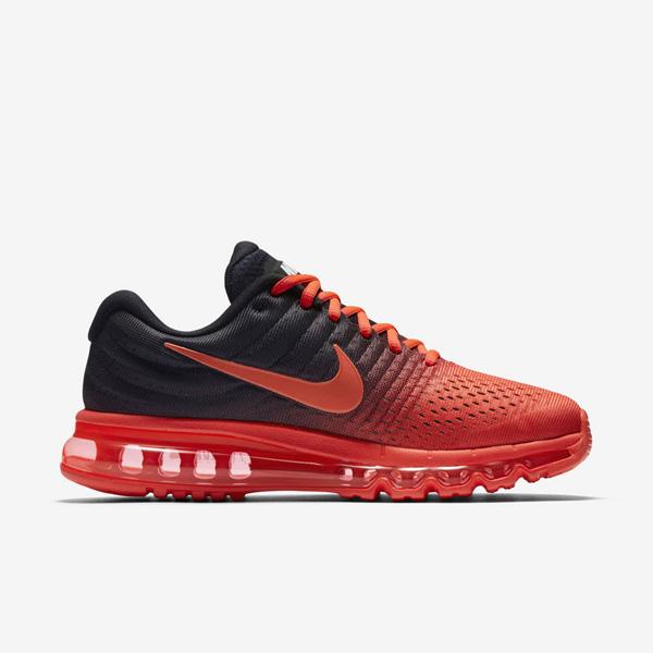 fa37269657d1d4ebdb2f5825c1ebc1e0 - NIKE AIR MAX 2018 3M 反光 全氣墊 飛線 黑橘 橘紅 橘勾 輕量 慢跑鞋 男鞋 849559-600