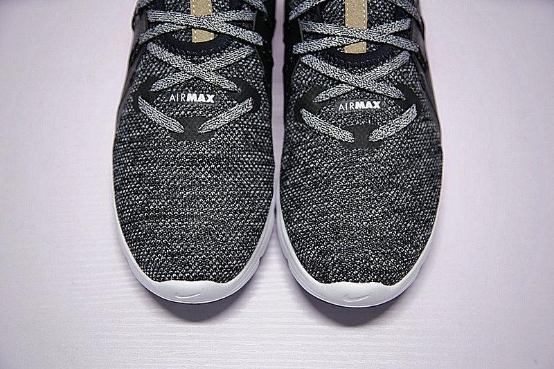 137051437c89bafcaf614ca965b3402c - 男女鞋 Nike Air Max Sequent 3代 緩震 超軟 氣墊 慢跑鞋 奧利奧黑灰 921694-011