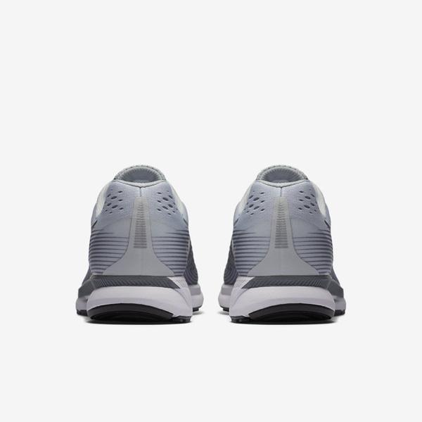23e6557fecf2a64eb766471dd5901849 - NIKE AIR ZOOM PEGASUS 34 淺灰黑 880555 010 男生 慢跑鞋