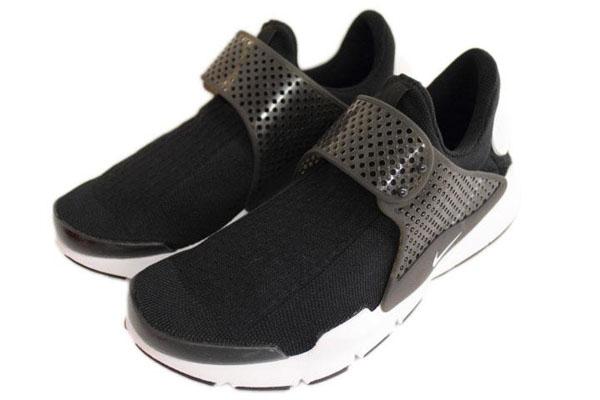 2864b0059bf1df5d0faf68cfa45ef5e3 - Nike Sock Dart SE Premium 經典 黑棕 819686-005 男鞋