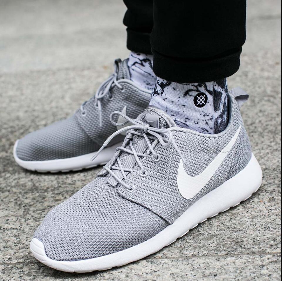 34294827984e33a56561a52822f17cf2 - Nike 男鞋2018新款運動鞋ROSHE ONE低筒 輕便 休閑跑步鞋511881