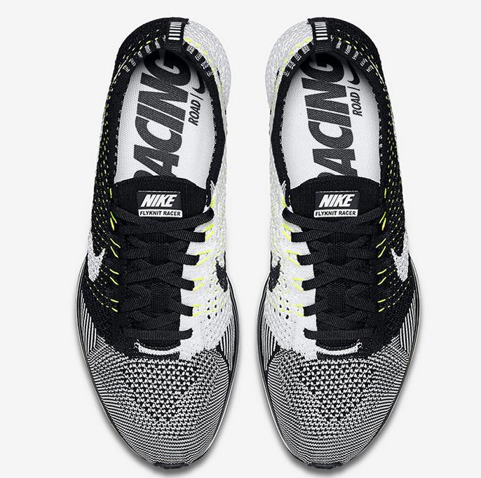 36994bc3994bc4eb4bea513b343a1003 - Nike Flyknit Racer 情侶 運動 輕便 編織 休閑 跑步鞋  526628/902366