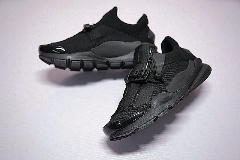 3c6ed1bf8d8f95c74360d090139e4a4d - 機能定制版 情侶款Nike Sock Dart 藤原浩 襪子鞋 系列 黑武士飛扣 819686-001