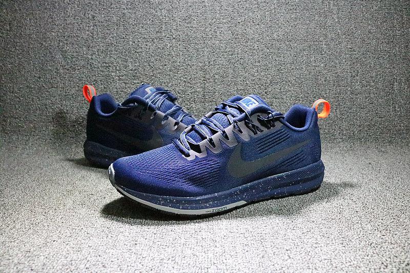 4839caf820e28c1afc4a14ee0fc8f4ff - Nike Air Zoom Structure 21 網面透氣輕運動跑步鞋 男鞋 907324-400