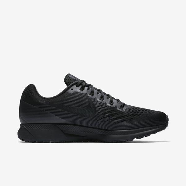 487663dc597d54735b99ebdf381efc7b - NIKE AIR ZOOM PEGASUS 34 黑色 880555 003 男生 慢跑鞋