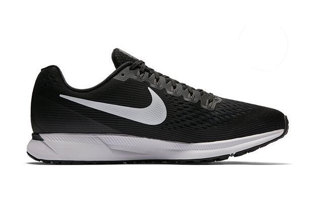 48cc1029c9efd0c6239b1618cb434ca7 - Nike Air Zoom Pegasus 34 黑白 情侶款