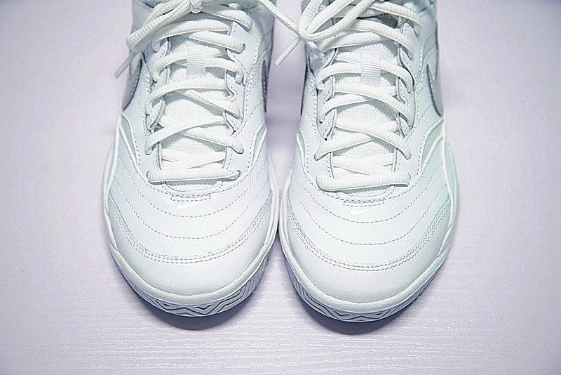 4e8d710b51168b74fdf7cbd10a70bbad - Nike Court Lite 韓系 復古 網球 旅遊鞋 白銀 845048-100