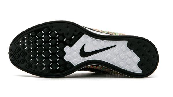 4ebaac04db37cf14e99d5d43a04a2c26 - Nike Flyknit Racer 彩虹 3.0 multicolor rainbow 526628 004 情侶鞋