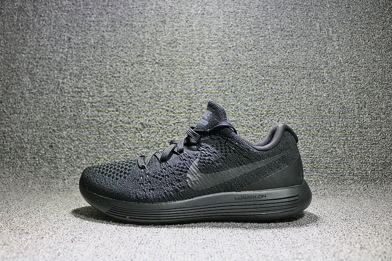 4ee4ef30e2e32c3e87dd6598c0aa0ccc - Nike LunarEpic Low Flyknit2 飛線透氣跑鞋 863779-014 情侶鞋