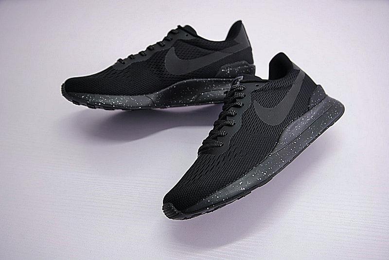 51bf0be81da3add07bcc020a6317e739 - 男鞋 Nike Internationalist LT 復古 百搭 慢跑鞋 全黑噴墨 872087-011
