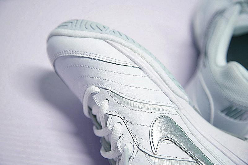 6005675cae68802474900be09b977edf - Nike Court Lite 韓系 復古 網球 旅遊鞋 白銀 845048-100