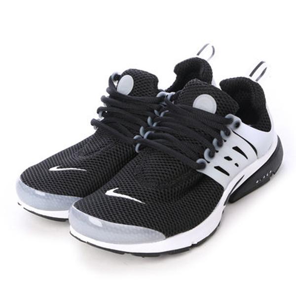 72acd9753b87bd5245cc3d5d3318fb46 - NIKE AIR PRESTO 黑白 網面 武士鞋 慢跑 情侶鞋 848132-010