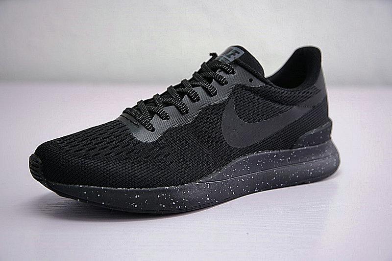 749a964a5f4fc8be33fee834878e9a8a - 男鞋 Nike Internationalist LT 復古 百搭 慢跑鞋 全黑噴墨 872087-011
