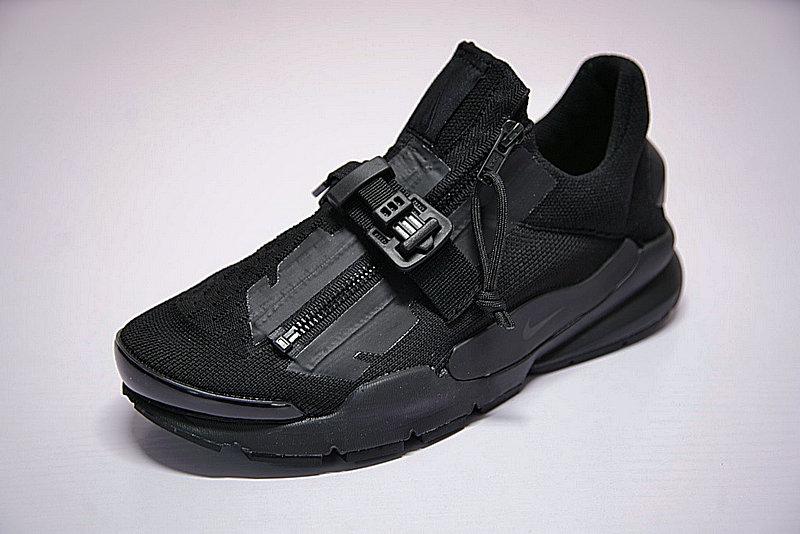 7d85300b52f3b8c582e30c2ec1975c9e - 機能定制版 情侶款Nike Sock Dart 藤原浩 襪子鞋 系列 黑武士飛扣 819686-001