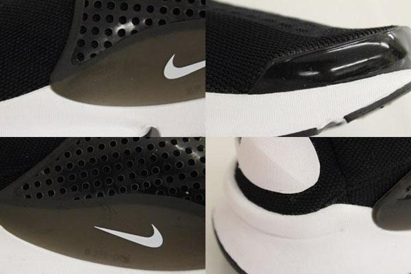 893155f118ae923817fa510fdbb117f7 - Nike Sock Dart SE Premium 經典 黑棕 819686-005 男鞋