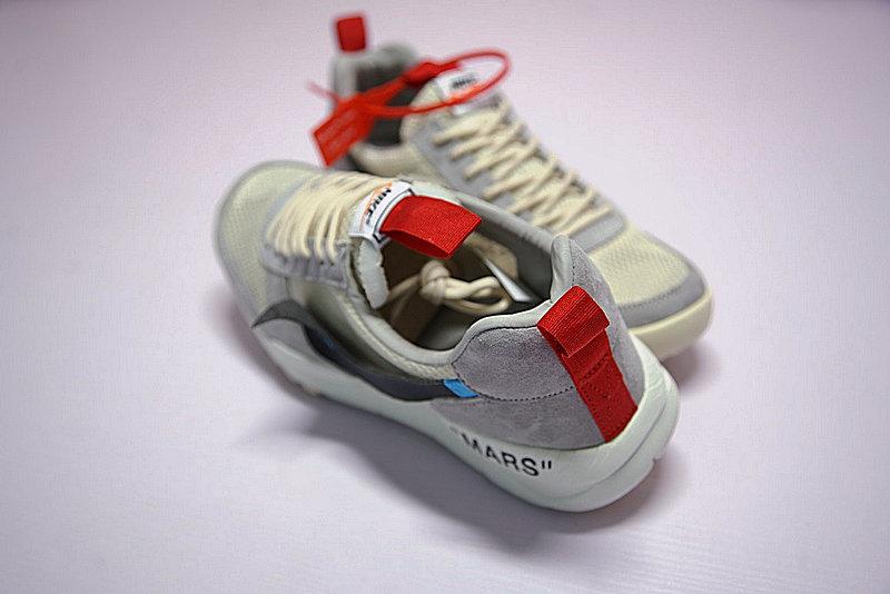 8b5706f2d7f0cf0775907ba09040d1b4 - 創意三方聯名 OFF White x Tom Sachs x NikeCraft Mars Yar 宇航員神遊太空2.0超限量慢跑鞋 OW麂皮淺紫米黑橘 AA2261-100