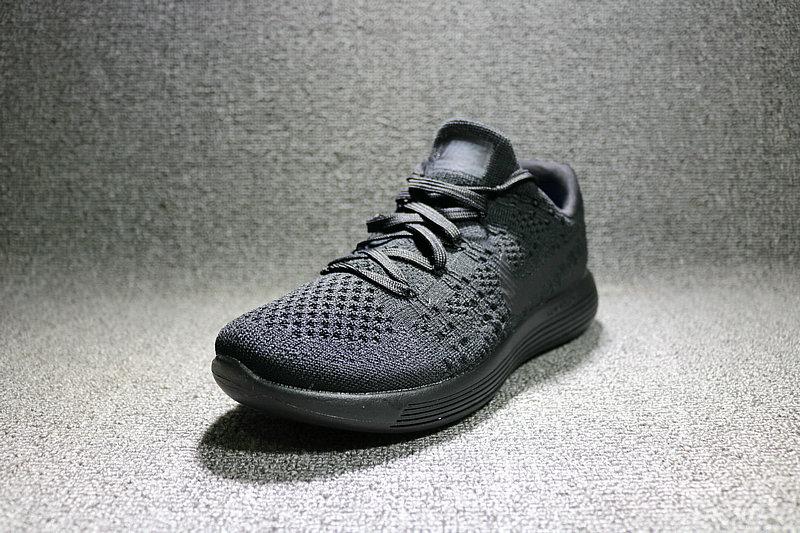 8d6f9345a5cc512682bf7c8cc845f4f1 - Nike LunarEpic Low Flyknit2 飛線透氣跑鞋 863779-014 情侶鞋