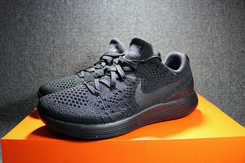 91bca63aac5dd043f9bbafab6ea4c5ff - Nike LunarEpic Low Flyknit2 飛線透氣跑鞋 863779-014 情侶鞋