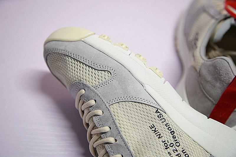 94428d4ec3d7bc57efc4c0414244ac2a - 創意三方聯名 OFF White x Tom Sachs x NikeCraft Mars Yar 宇航員神遊太空2.0超限量慢跑鞋 OW麂皮淺紫米黑橘 AA2261-100