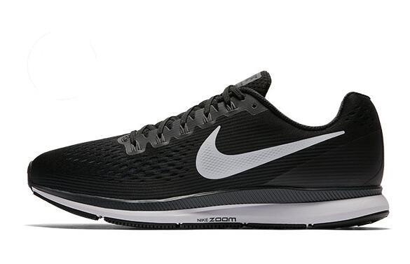 976c3129f9596c3f30823ed3a22a32f5 - Nike Air Zoom Pegasus 34 黑白 情侶款