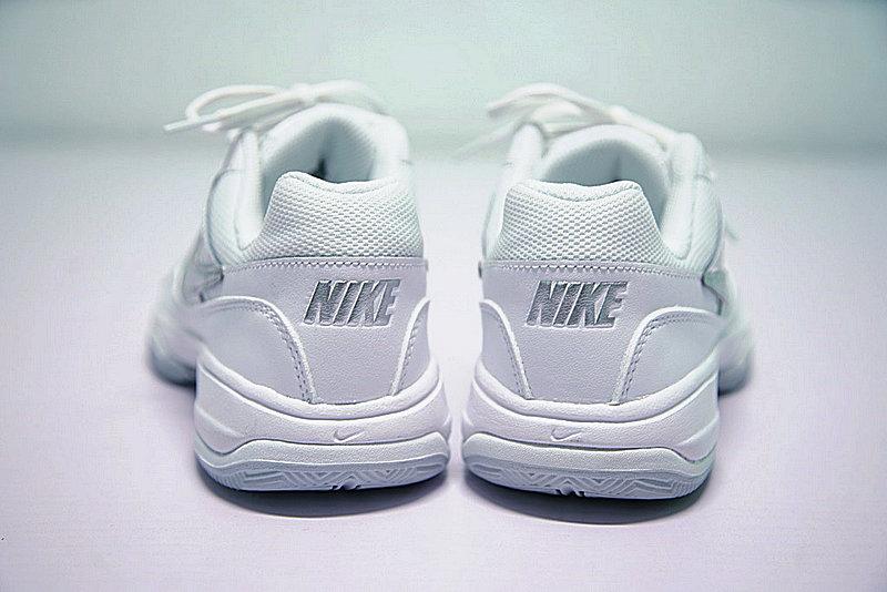 a2fd3a2b3ceb839e5a63d4e5f628d698 - Nike Court Lite 韓系 復古 網球 旅遊鞋 白銀 845048-100