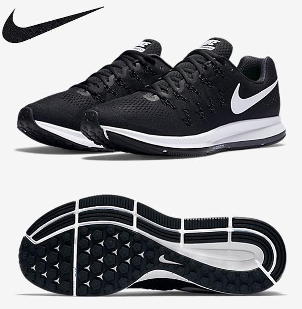 a4ea84222d1af99fcd4ba61796d481db - Nike AIR ZOOM PEGASUS 33 網面 穩定 慢跑鞋 情侶 831352-001