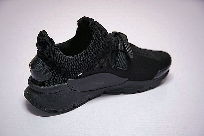 a4f1ef4b8cadd5e0073f3160a29abf5c - 機能定制版 情侶款Nike Sock Dart 藤原浩 襪子鞋 系列 黑武士飛扣 819686-001
