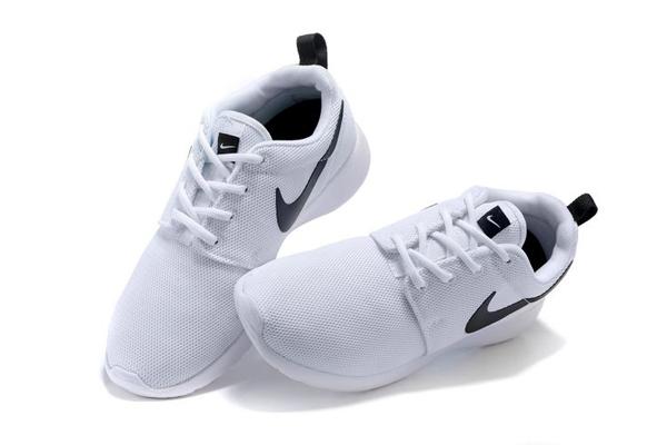 a5f30592b57ce38b54cfda52dd3bb747 - NIKE ROSHE ONE 511882-610 白黑 細網 女鞋