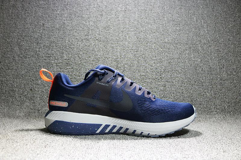 ae53cde5326bd63e5a62a84ebf408a37 - Nike Air Zoom Structure 21 網面透氣輕運動跑步鞋 男鞋 907324-400