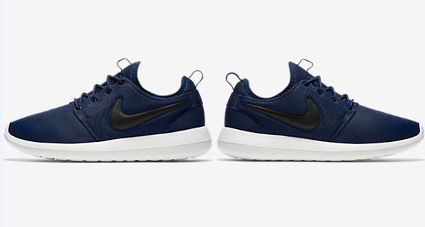 b4d04af8f4d9d3dbdf6c7a27bc961c3b - Nike Roshe Two 男 深藍白 2代 復古 慢跑 休閒鞋 844656-400