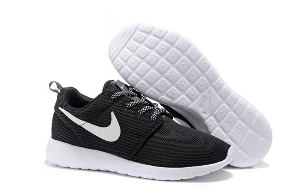 d0771348789f5d178f1cefd99f690aec - NIKE ROSHE ONE 844994 黑白 細網 情侶鞋