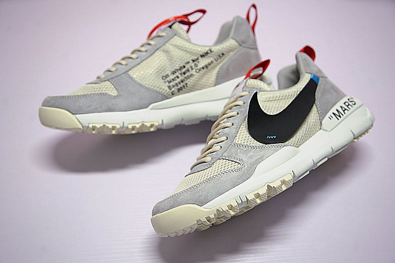 d33b4779852f3b506be8fcdb6574effa - 創意三方聯名 OFF White x Tom Sachs x NikeCraft Mars Yar 宇航員神遊太空2.0超限量慢跑鞋 OW麂皮淺紫米黑橘 AA2261-100