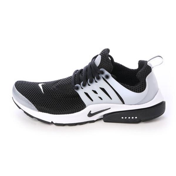 df7b755592500f4fa0cd8e6dd94dfb2e - NIKE AIR PRESTO 黑白 網面 武士鞋 慢跑 情侶鞋 848132-010
