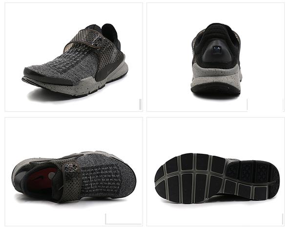 e4e411f8e8239b932e5820cc82559c46 - NIKE SOCK DART PREMIUM SE 潑墨羊毛 情侶 襪子跑步鞋 859553-001