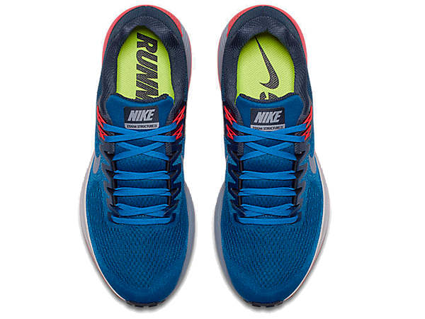 f4486a83f7fed64fe0e3166fb1aee125 - NIKE AIR ZOOM STRUCTURE 21 穩定 避震 透氣 男鞋 慢跑鞋 904695-001